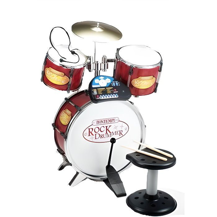 batterie electronique jazz drum achat vente instrument de musique cdiscount. Black Bedroom Furniture Sets. Home Design Ideas