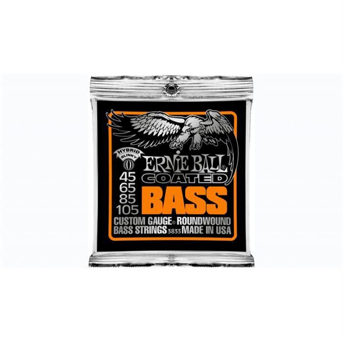 Ernie Ball 2727 Beefy Slinky Jeu de cordes en cobalt 11-54