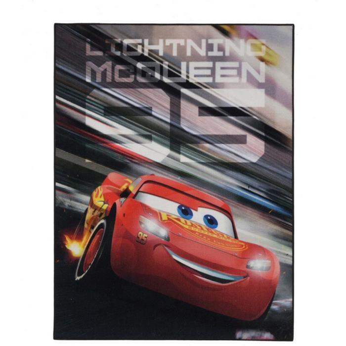 Meilleur Voiture Qualité Prix >> Tapis Enfant Cars 125 X 95 Cm Disney 95 Haute Qualite