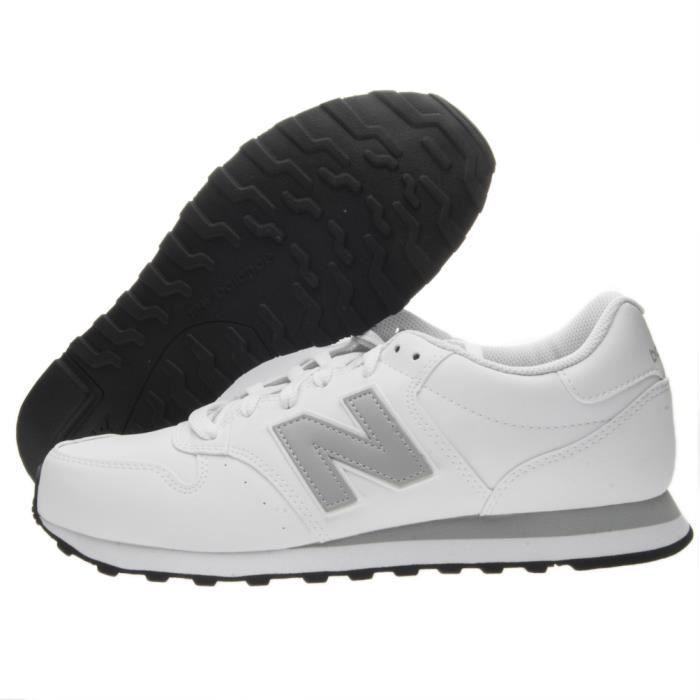 gm500 new balance blanc