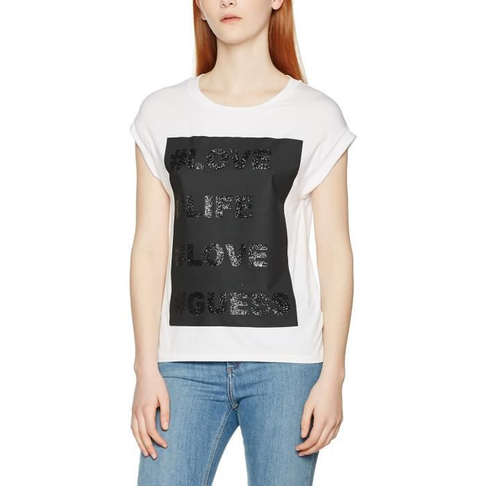 T shirt Guess Femme Taille 1