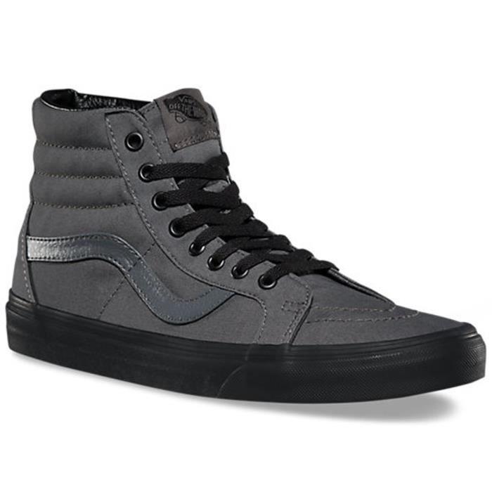 Vans Women's Mens Sk8 Hi Reissue Leather Shoes NZG74 Taille-37 ...