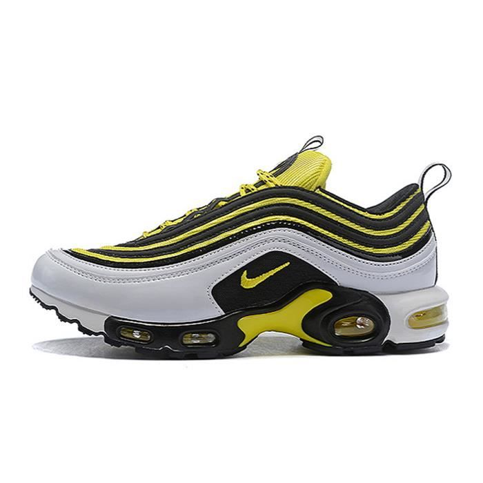 air max plus jaune