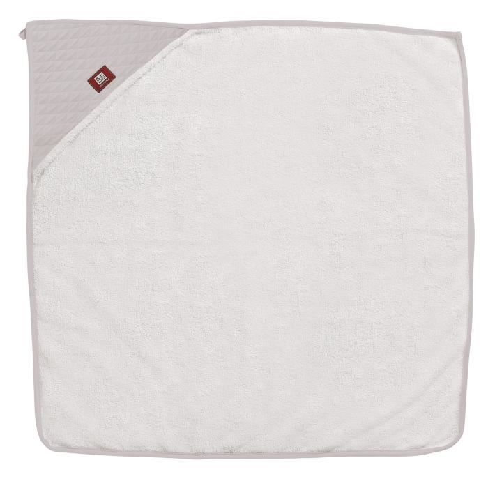 SORTIE DE BAIN RED CASTLE Sortie de bain 1mx1m - Fleur de coton b