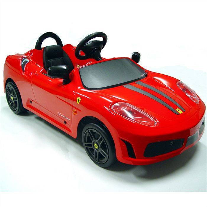 toys toys ferrari f430 scuderia electrique achat vente voiture toys toys ferrari. Black Bedroom Furniture Sets. Home Design Ideas