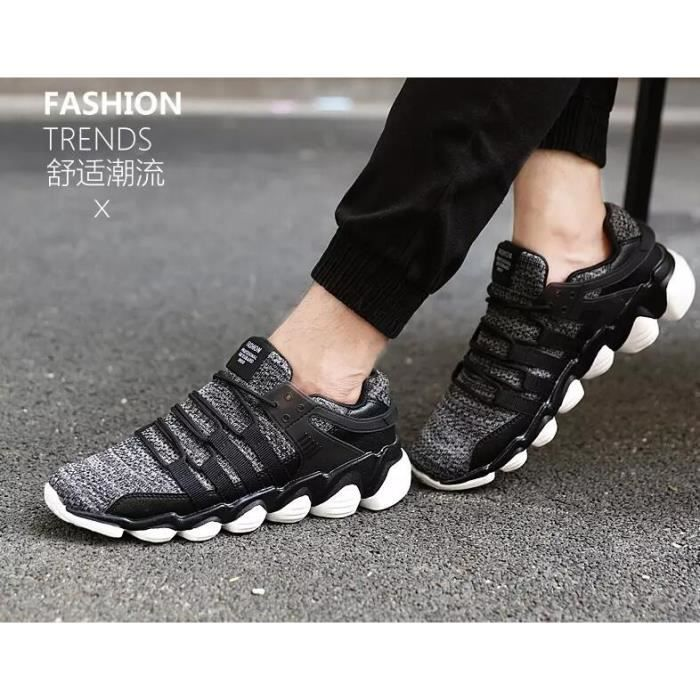 Chaussures Hommes 2017 New Arrival Basketball Casual Chaussures Baskets mode Homme Tenis Sports de plein air Courir Masculino gI3SKjrg