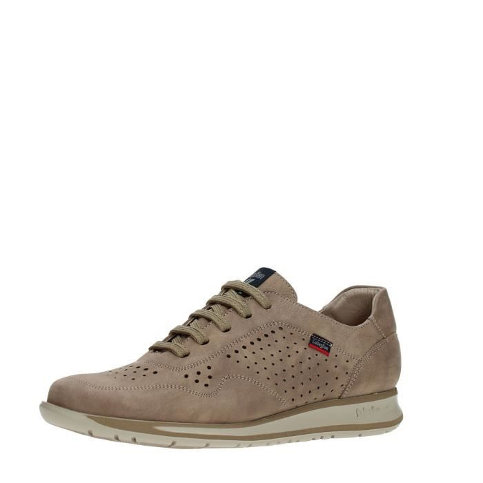 CallagHan Sneakers Homme TAUPE, 39