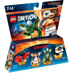 FIGURINE DE JEU LEGO Dimensions - Pack Équipe - Les Gremlins