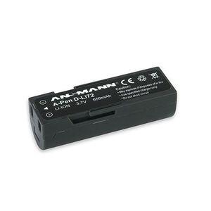 Batterie téléphone ANSMANN - BATTERIE POUR APPAREIL PHOTO / CAMÉSC…