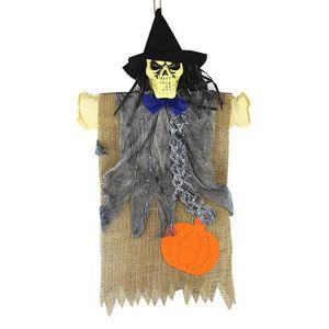 SELLE DE MOTO Halloween squelette épée épouvantail décoratif Hal
