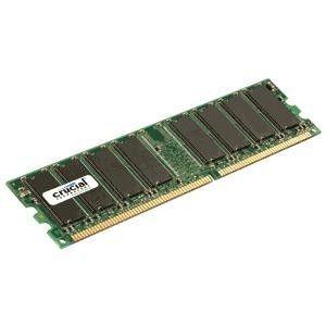 MÉMOIRE RAM Crucial Mémoire DDR 1 Go PC2700