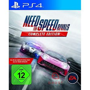 JEU PS4 NEED FOR SPEED RIVALS - COMPLETE EDITION [IMPOR…