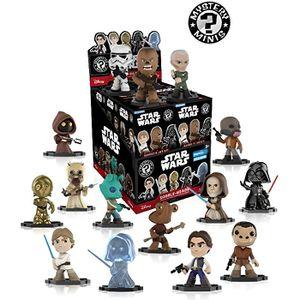 FIGURINE - PERSONNAGE Funko - Figurine Star Wars Mystery Minis Variant B