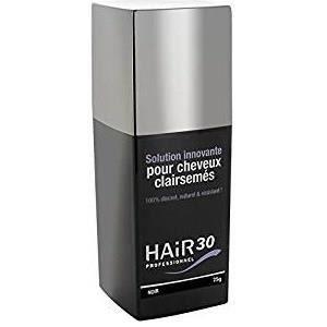 MASQUE SOIN CAPILLAIRE Hair 30 Noir.