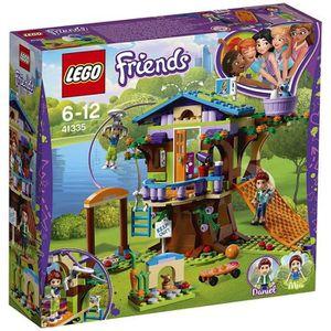ASSEMBLAGE CONSTRUCTION LEGO® Friends 41335 La cabane dans les arbres de M