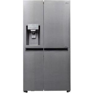 RÉFRIGÉRATEUR CLASSIQUE Lg GSL6661PS Réfrigérateur Américain