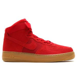 High Air 1 Adulte Lv8 Couleur Rouge Nike Force Age Basket '07 aqIZ7Z