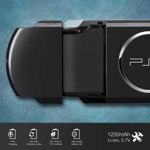 BATTERIE DE CONSOLE CELLONIC 2X Batterie Premium Compatible Sony PSP B