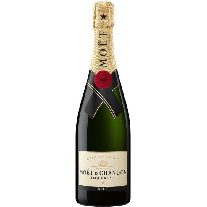 Champagne Moët & Chandon Brut Impérial - 75 cl