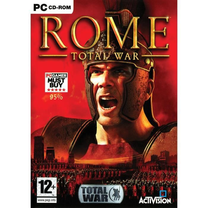rome total war jeu pc sega univers pc gamingpascher. Black Bedroom Furniture Sets. Home Design Ideas