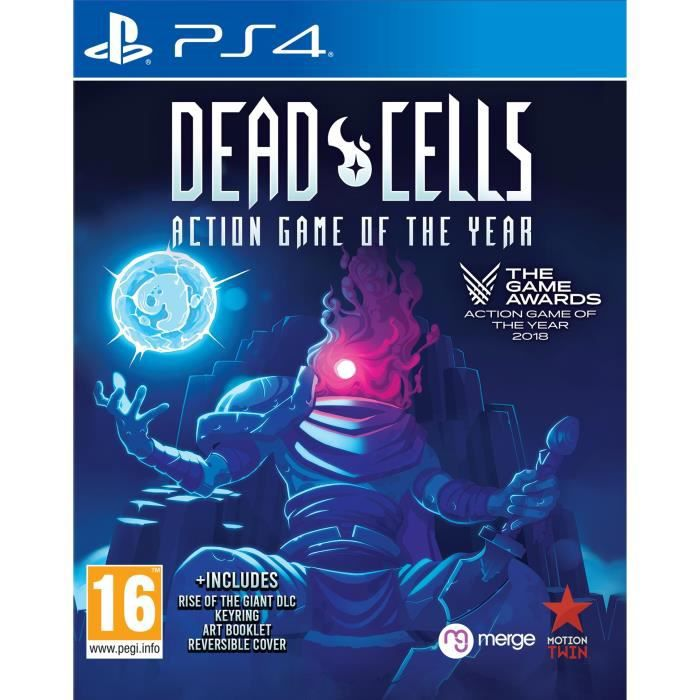 JEU PS4 Dead Cells Action Game Of The Year Jeu PS4