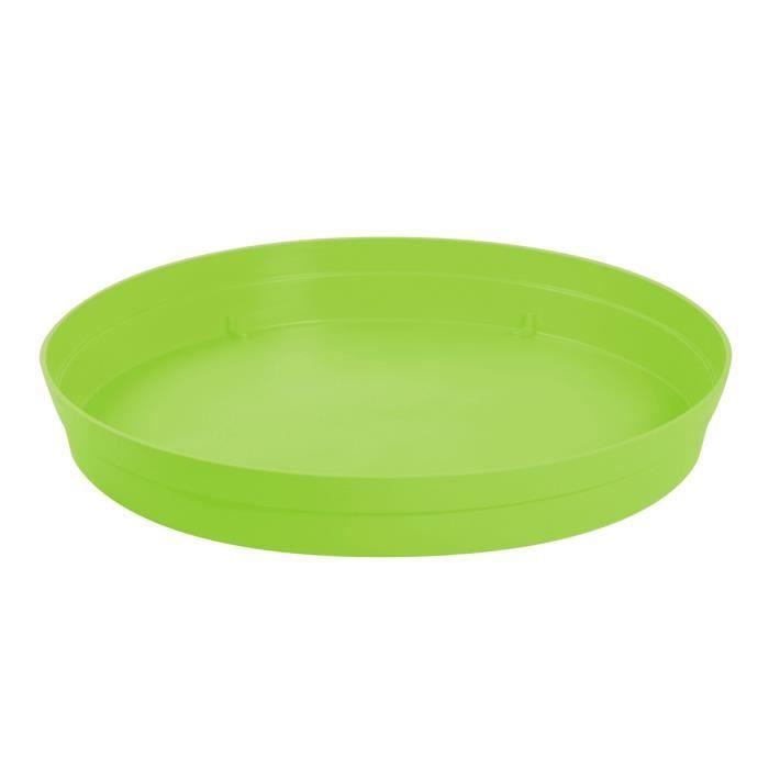 Soucoupe Ø 40 cm pour pot Ø 60 cm - Pistache
