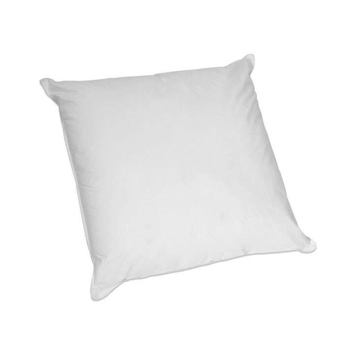 Taie D'oreiller avec Tissage Ultra-serré Blanc 50 x 70 cm