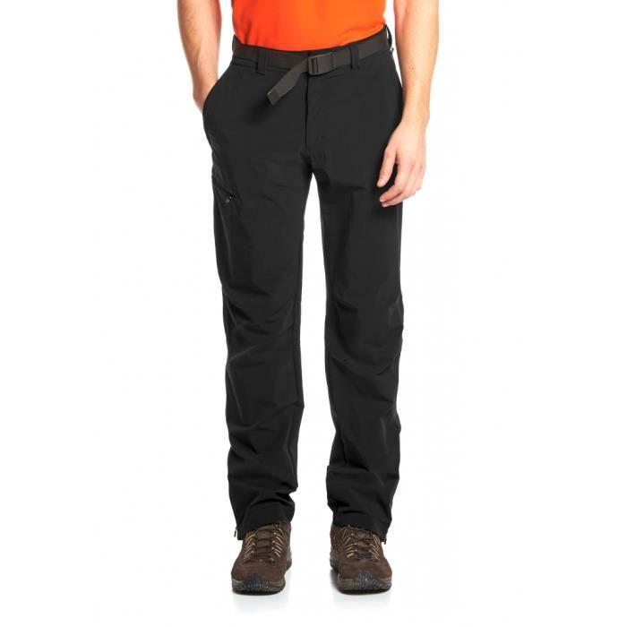 Maier Sports Torid - Pantalon de randonnée Homme - noir