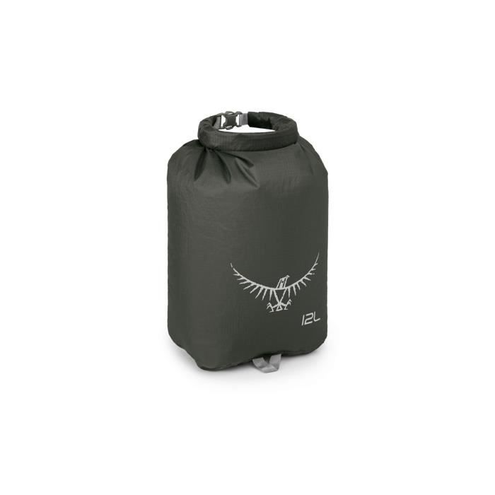 Sac étanche Ultralight Drysack 12L Shadow Grey