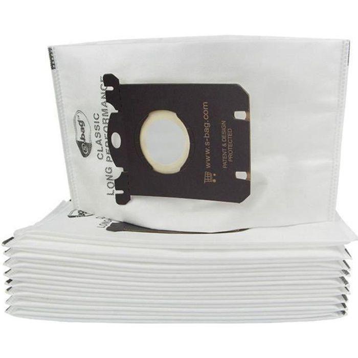 Sacs d/'aspirateur pour AEG-Electrolux Z5225 synthétique