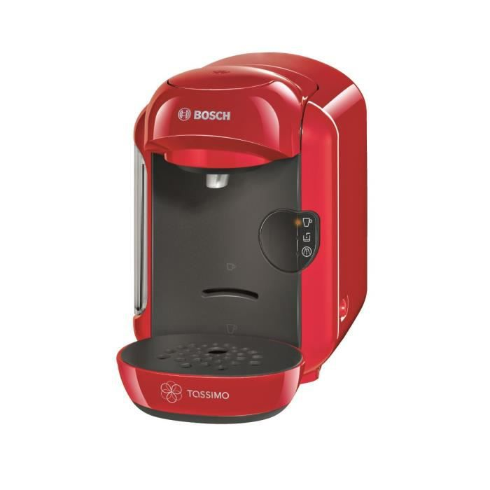 tassimo bosch tas1203 vivy rouge achat vente machine expresso cdiscount. Black Bedroom Furniture Sets. Home Design Ideas