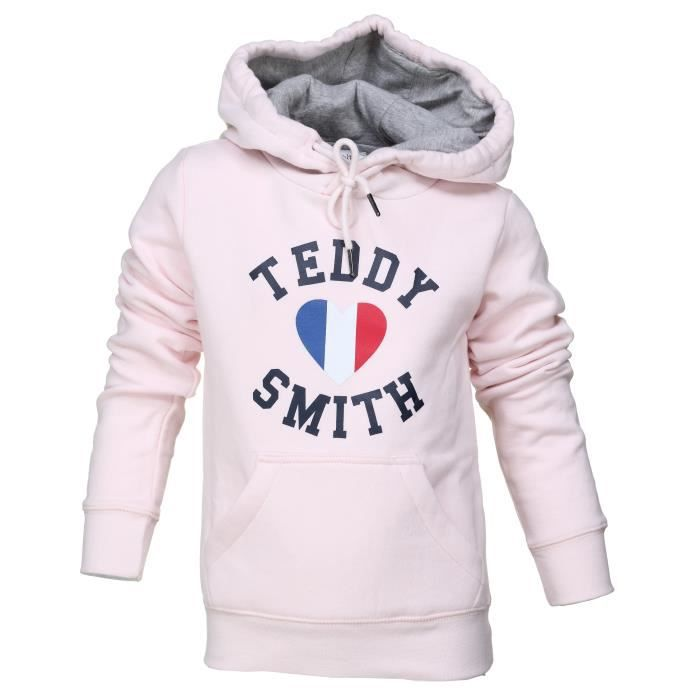 Sweat fille Teddy Smith Sofrench Jr 50805