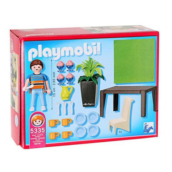 Playmobil 5355 Salle à Manger Achat Vente Univers