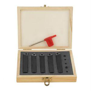 Paneltech 8 x 8 mm 10MM 10 x 10 mm outils en alliage carbure pour tour /à m/étal 11pcs Boring Bar Set De Porte-Outil De Tournage