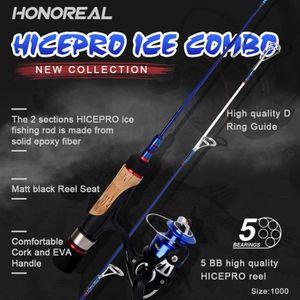 COUPELLE - COUPE GLACE HONOREAL HNICECOMBO001 Set de pêche sur glace ZZF7