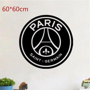 Stickers autocollant Paris Saint Germain New PSG Art d/éco Stickers PSG 5x5cm