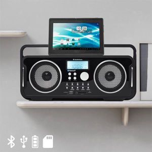 poste radio bluetooth achat vente poste radio bluetooth pas cher soldes cdiscount. Black Bedroom Furniture Sets. Home Design Ideas