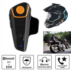 INTERCOM MOTO Intercom Moto Oreillette Bluetooth Kit Moto Main L