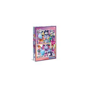 PUZZLE 2x20 pcs - Collection spéciale de puzzles pour enf