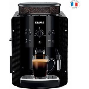 MACHINE À CAFÉ KRUPS YY8125FD Machine à Café Automatique Broyeur
