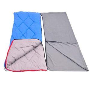 SAC DE COUCHAGE Nouveau sac de couchage simple pour adultes rempli