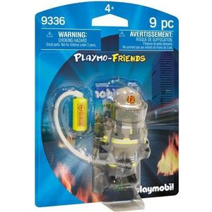 UNIVERS MINIATURE PLAYMOBIL 9336 - Pompier