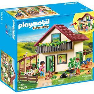 UNIVERS MINIATURE PLAYMOBIL 70133 - Country La Ferme - Maisonnette d