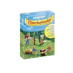 UNIVERS MINIATURE Playmobil - 4169 - Calendrier De L'avent - Calendr