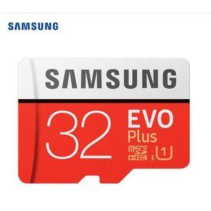 CARTE MÉMOIRE Samsung Carte Mémoire TF Micro SD 32 Go 100Mb-s Cl