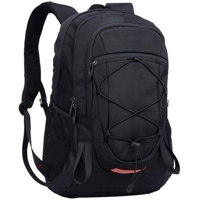 Sac de Randonnée Homme, Sac à Dos 40L Voyage Ordinateur Portable 15.6 Antivol Sports Daypacks de Grande Capacité pour Femmes, [758]