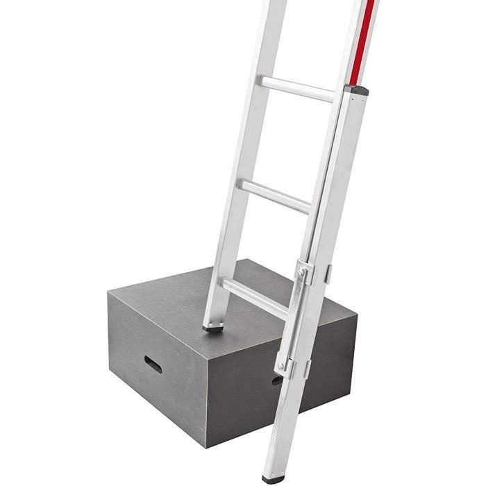Hymer 5552 Béquille de rallonge pour échelles à échelons,Multicolore