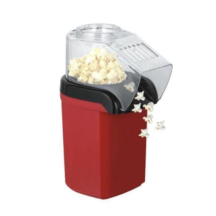 MOGOI Machine à pop-corn Électrique Automatique Maison 1200W 220 V A53998