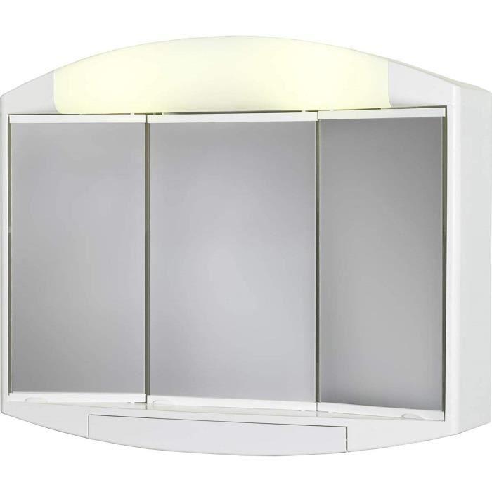 armoire Allibert 818768 Armoire de Toilette Kaly