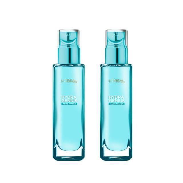 L'OREAL PARIS Gel Eau Dermo Expertise Flacon 70 ml (Lot de 2)